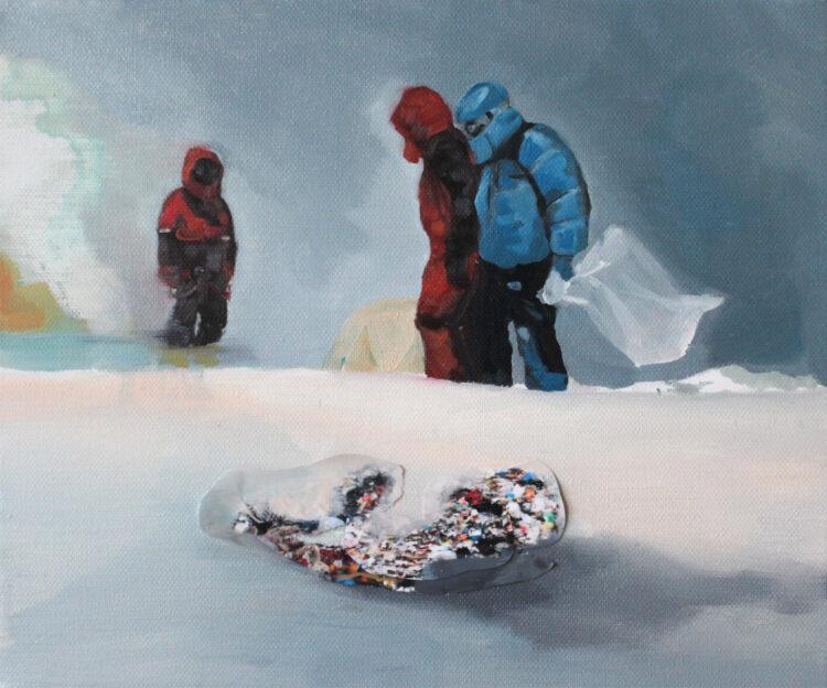 Mount Everest II.